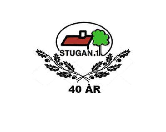 Stugan 1 40 år